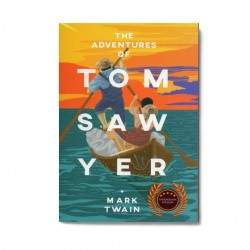 (New Cover) The Adventure Of Tow Sawyer