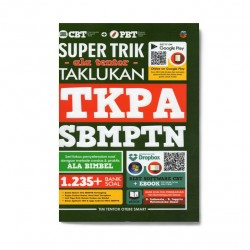 Super Trik Ala Tentor Taklukan Tkpa Sbmptn
