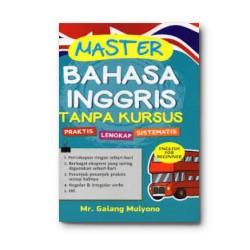 Master Bahasa Inggris Tanpa Kursus