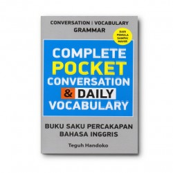 Complete Pocket Conversation & Daily Vocabolary