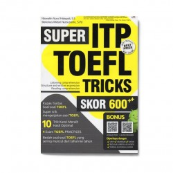 Super Itp Toefl Tricks Skor 600++