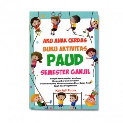 S. Ganjil: Buku Aktivitas Anak Paud