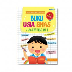 Buku Usia Emas 7 Activities In 1