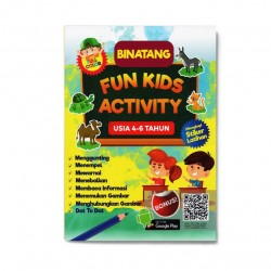 Seri Binatang: Fun Kids Activity
