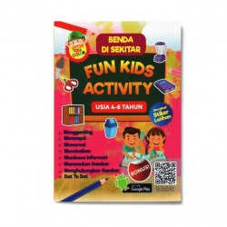 Seri Benda Di Sekitar: Fun Kids Activity