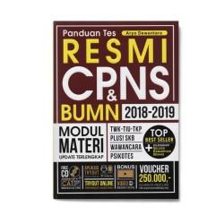 Panduan Tes Resmi Cpns & Bumn 2018 - 2019