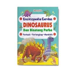 Dinosaurus & Binatang Purba: Ensiklopedia Cerdas