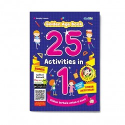 Golden Age Book 25 Activities In 1