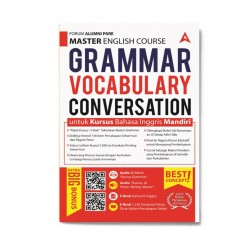 Grammar, Vocabulary, Conversation: Master English Course