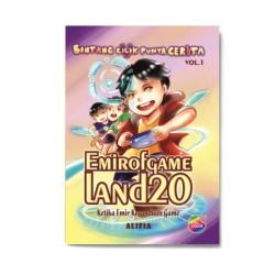Emirofgameland20: Ketika Emir Kecanduan Game
