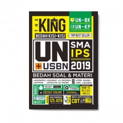 Bedah Kisi2 Un Sma Ips 2019: The King