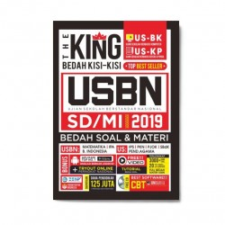 Bedah Kisi2 Usbn Sd/Mi 2019: The King