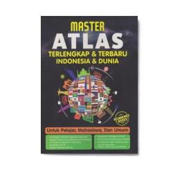Master Atlas Terlengkap & Terbaru