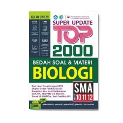 Biologi Sma: Super Update Top 2000 Bedah Soal & Materi