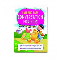 Fun And Easy Conversation For Kids Untuk Tk-Sd