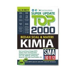 Kimia Sma: Super Update Top 2000 Bedah Soal & Materi