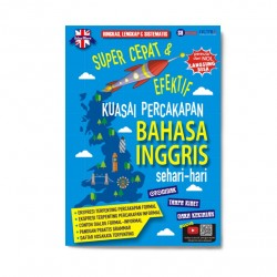 Super Cepat & Efektif Bahasa Inggris