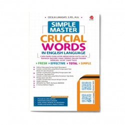 Crucial Words In English Language: Simple Master