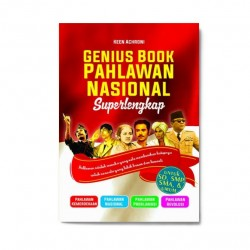 Genius Book Pahlawan Nasional Superlengkap