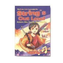 String'S Out Loud: Antara Aku, Panah Dan Gitarku