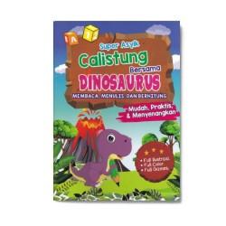Super Asyik Calistung Bersama Dinosaurus