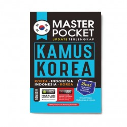 Kamus Korea: Master Pocket Update Terlengkap