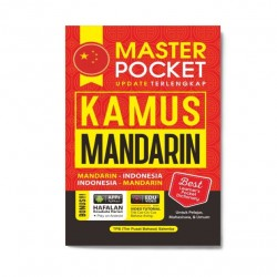 Kamus Mandarin: Master Pocket Update Terlengkap