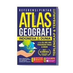 Referensi Pintar Atlas Geografi Indonesia & Dunia
