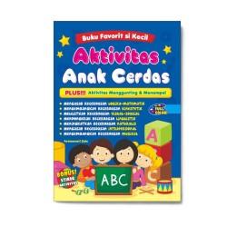 Aktivitas Anak Cerdas: Buku Favorit Si Kecil