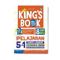 King'S Book Kelas 8 Smp/Mts