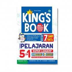 King'S Book Kelas 7 Smp/Mts