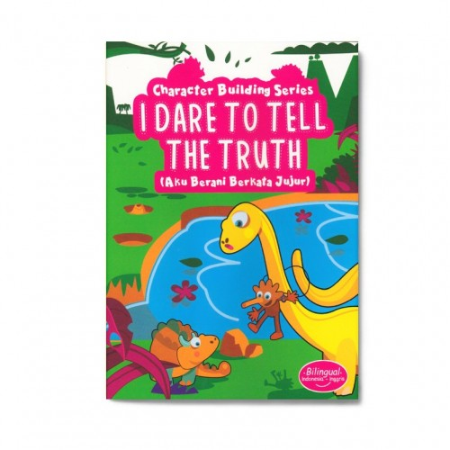 I Dare To Tell The Truth: Aku Berani Berkata Jujur