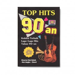 Top Hits 90-An: Koleksi Lagu-Lagu Terbaik Tahun 90-An