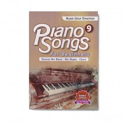 Piano Songs 9 For Beginners