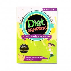 Diet Gampang: Tanpa Segudang Larangan