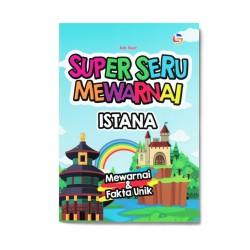 Istana Super Seru Mewarnai