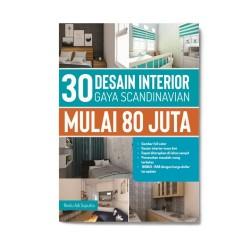 30 Desain Interior Rumah Bergaya Scandinavian Mulai 80 Juta