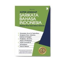 Super Lengkap Sarikata Bahasa Indonesia
