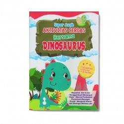 Aktivitas Cerdas Bersama Dinosaurus: Super Asyik