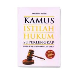 Kamus Istilah Hukum Superlengkap