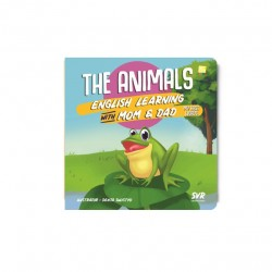 The Animals: English Learning With Mom & Dad