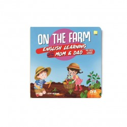 On The Farm: English Learning With Mom & Dad