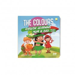 The Colours: English Learning With Mom & Dad