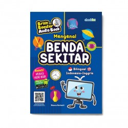 Benda Sekitar: Brain Booster Audio Book