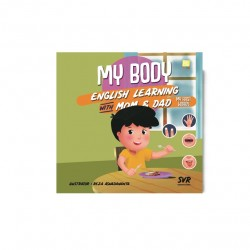 My Body: English Learning With Mom & Dad