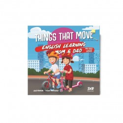 Things That Move: English Learning With Mom & Dad