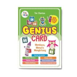Genius Card: Membaca, Menulis, Menghirung