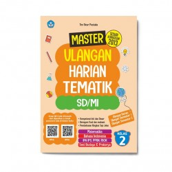 Kelas 2 Sd/Mi: Master Ulangan Harian Tematik