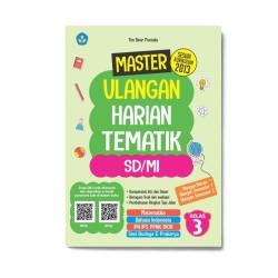 Kelas 3 Sd/Mi: Master Ulangan Harian Tematik