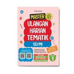 Kelas 4 Sd/Mi: Master Ulangan Harian Tematik